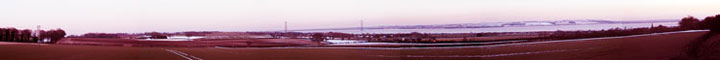 Humber Bridge Panorama