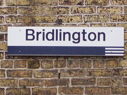 Welcome to Bridlington Railway Station